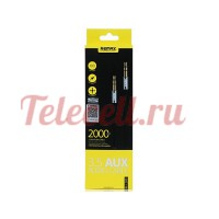 Remax RL-L200 3.5 Aux Audio cable