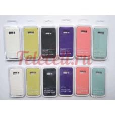 Чехол-накладка для Samsung Galaxy S8 / S8+